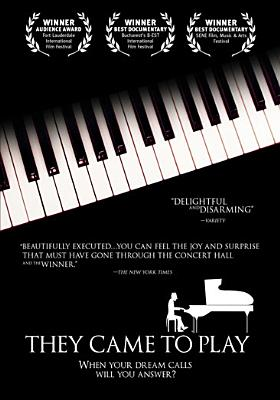 THEY CAME TO PLAY (DVD)